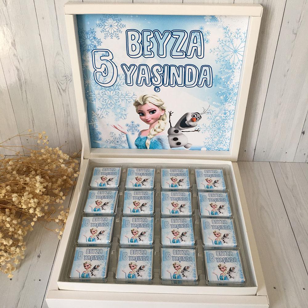 Elsa Çikolata-Doğum Günü