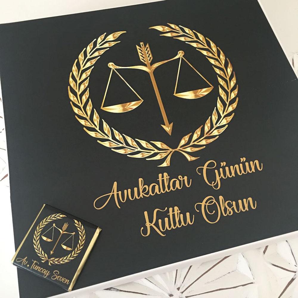 Avukata Çikolata