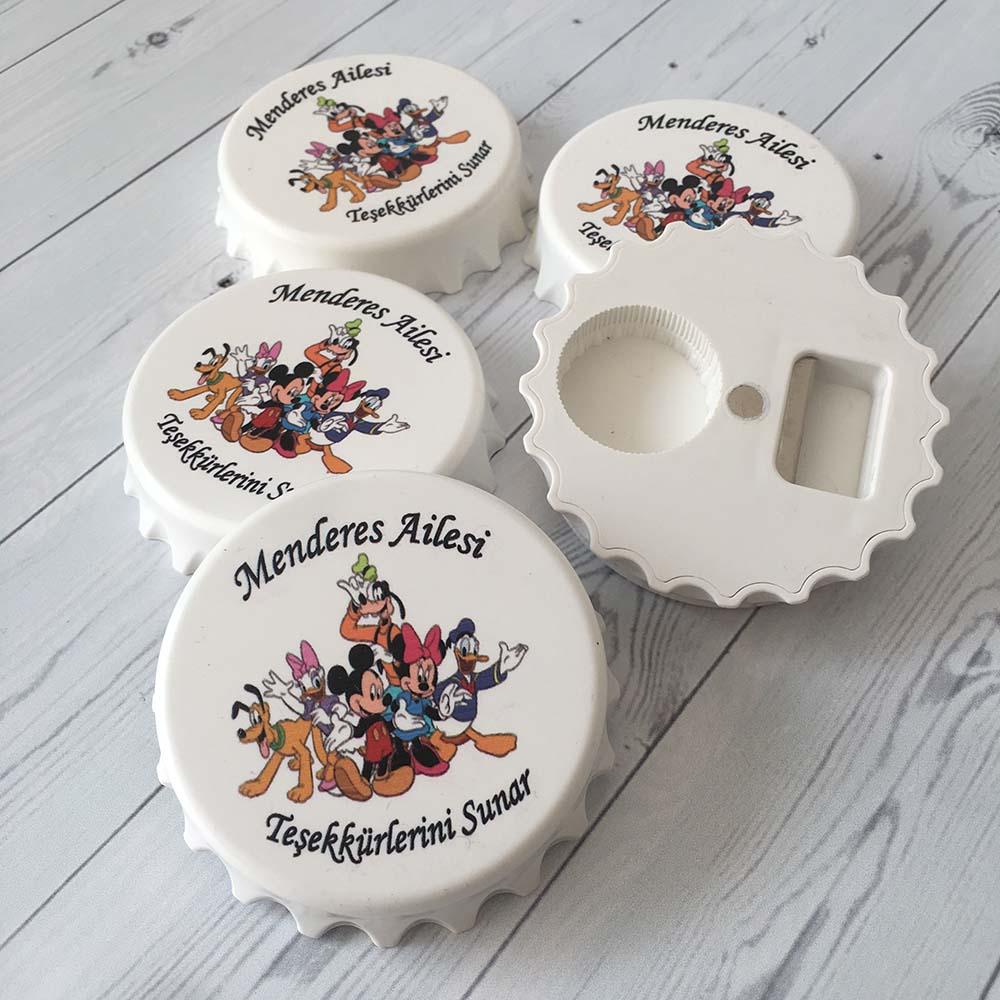 Hediyelik Açacak Magnet-Disney