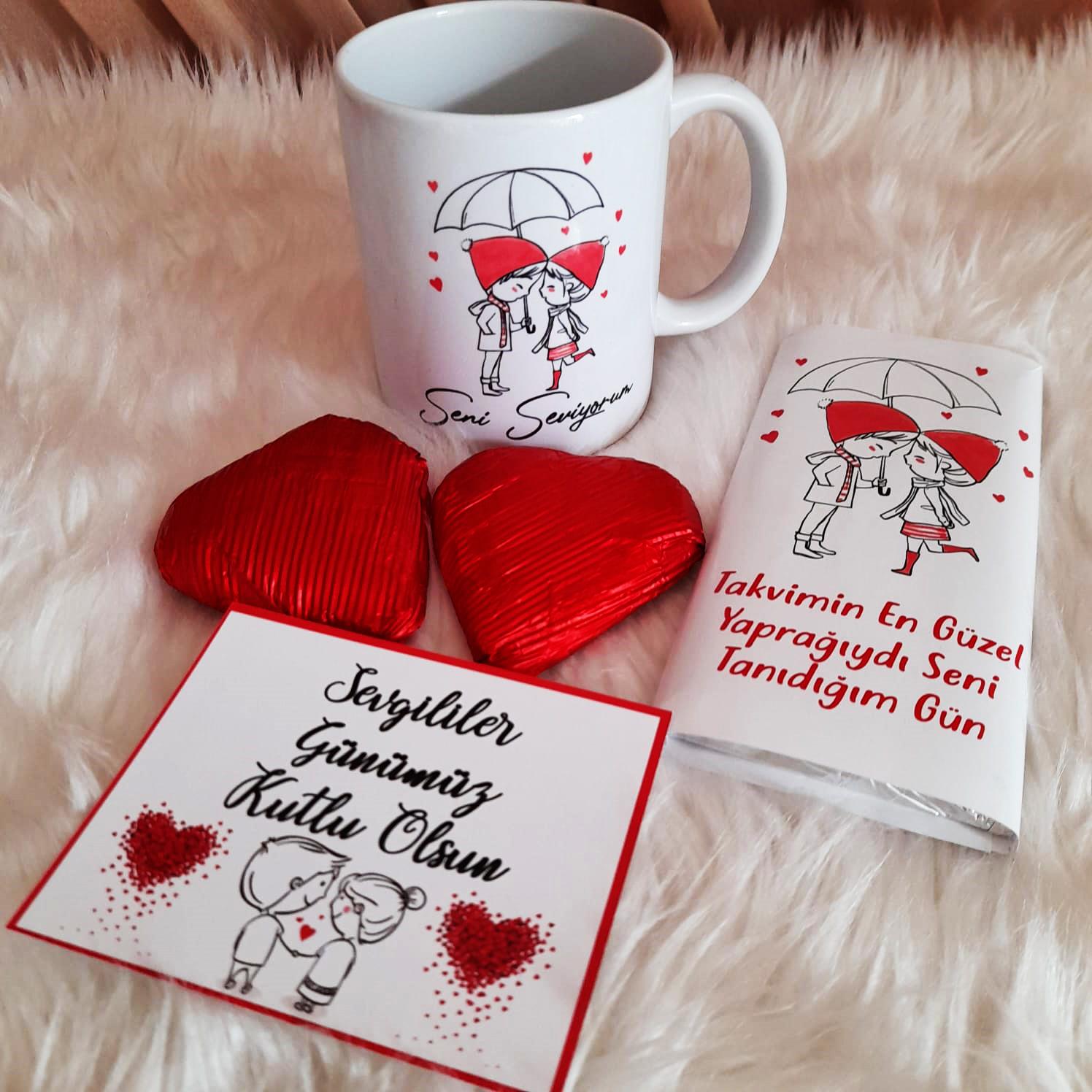 Sevgiliye çikolata, sevgiliye hediye, sevgililer günü çikolatası