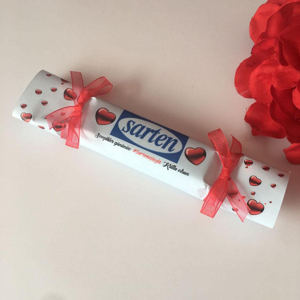 Logolu Kurumsal Çikolata-Fiyonk